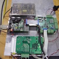 Single Axis Control Testbench