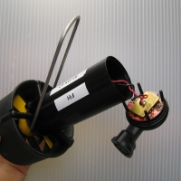 SBT150 thruster with CAN drive