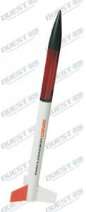 Quest Payloader ONE Rocket